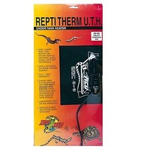 "Zoo Med Reptitherm Under Tank Heater (3040 gallons) 8"" by 12"" - $22.32"