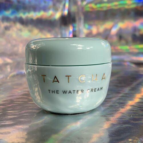 Tatcha 10mL The Water Cream Oil Free Pore Perfecting Wild Rose