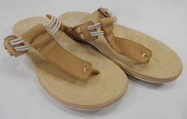 Keen Maya Strappy Slides Women's Sandals Size US 7 M (B) EU 37.5 Beige Cream