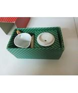 R.H. Macys & Co. , 1984 , Sugar & Creamer Set with Box , Vintage Collect... - $14.85
