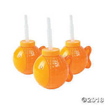Little Fisherman Cups with Lids & Straws - $17.86