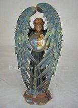 Kindred Spirit Fairy Statue Figurine Angel by Sheila Wolk - $26.99