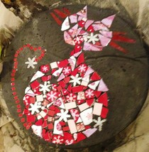 """3 Turtle or Other Design of 14""""-16"""" Concrete Garden Path Stepping Stone Molds image 9"""