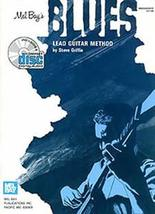 Mel Bay's Blues Lead Guitar Method Book/CD Set - $15.95