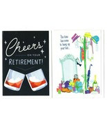 Congratulations on Your Retirement Pension Wishes Blessings Greeting Card - $8.99