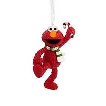 Hallmark Christmas Ornaments, Sesame Street Elmo Ornament - $25.51