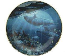 Danbury Mint Lahaina Seaflight Underwater Paradise Plate CP2530 - $38.21