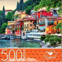 Holiday in Italy - 500 Piece Jigsaw Puzzle for Age 14+ - $14.84