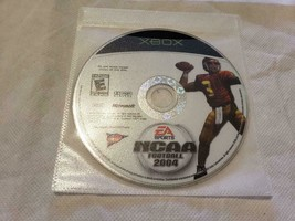 Ncaa Football 2004 Video Game Microsoft Xbox - Game Disc Only - $6.83