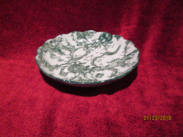 "Spode Procincial garden green 6 3/4"" fluted dish / bowl - $14.80"