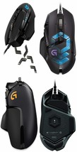 Logitech G502 Proteus Spectrum RGB Tunable Gaming Mouse (910-004615) - ₹6,266.82 INR