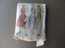 McCalls Sewing Cut Pattern 3189 Misses Dress Ea... - $4.99