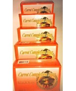 Carrot Complexion Soap 12 Packs | Natural Skin Cleansing Bars - $29.95