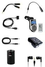NAXA Electronics NI-3214 10-in-1 Accessory Kit for iPod and iPhone - $46.65