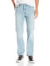 Levi's 514 Men's Slim Straight Leg Jeans Pants Blue Stone Stretch 514-0386