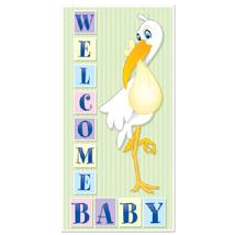 Welcome Baby Door Cover - $7.95