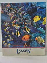 "The Art of Lassen Harmony 550 Piece Jigsaw Puzzle Ceaco 20"" x 20"" - $28.04"