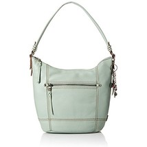 THE SAK NWT $159 Sequoia Mint Turquoise Pebble Leather Shoulder Hobo Bag... - $98.01
