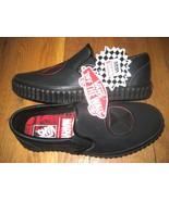 Vans x Marvel Classic Slip on Mens Black Widow Skate shoes Black Red Siz... - $64.34