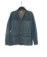 Mossimo Jean Light Jacket, Size Medium, Pre Owned - $20.90