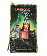 Demonic Toys (1992) - VHS Tape - Horror - Tracy Scoggins- Bentley Mitchu... - $23.34