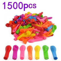 1500Pcs Fast Fill Water Balloons Toys Magic Bombs Beach Party Outdoor Fi... - $15.50
