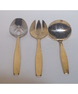 rogers cutlery co IS serving spoon fork set  - $18.69