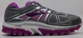 Brooks Ariel 14 Women's Running Shoes Size US 9 M (B) EU 40.5 Gray 1201641B085