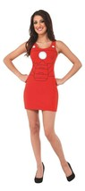 MARVEL IRON MAN ladies TANK DRESS medium RUBIES COSTUMES COMPANY - $24.99
