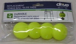Drive Medical Replacement Tennis Ball Glide Pads 10123 - $12.00