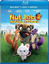 The Nut Job 2: Nutty By Nature [Blu-ray+DVD+Digital] (2017)