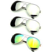 Bundle Of Sunglasses Bundles 3 Pairs Silver Gold Mens Womens Sun Glasses... - $25.60