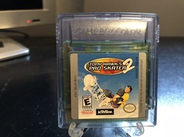 TONY HAWK'S PRO SKATER 2 II for the Nintendo GAME BOY COLOR Kid Sport SK... - $4.99