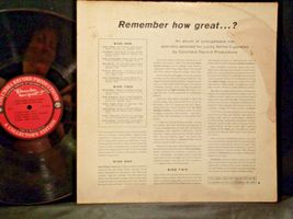 Golden Anniversary Album and Remember How Great... AA-191760 Vintage Collectible image 4