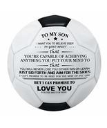 Kenon Printed Soccer Ball/Football Toy to Your Son - Anniversary Birthda... - $37.09