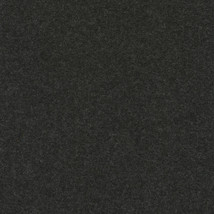 Maharam Divina Melange 180 Dark Charcoal Gray Wool Upholstery Fabric 4.5... - $111.15
