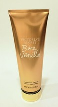 *NEW VICTORIA'S SECRET BARE VANILLA Fragrance Body Lotion 8oz SEALED - $14.01