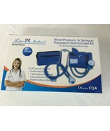 Maternity NURSING EMT Blood Pressure Sprague Rappaport Stethoscope Kit 1... - $23.99