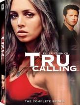 Tru Calling Complete Series DVD Set TV Show Eliza Dushku Collection Seas... - $59.39