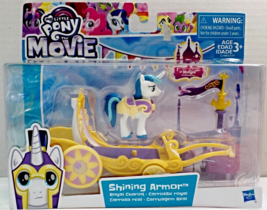 My Little Pony the Movie Shining Armor Royal Chariot - $15.95