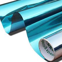 SUNICE 20inx60in Blue Tint Sun Shield Window Film Solar - $33.95