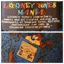 VTG Looney Tunes Tie Tazmanian Devil Necktie - $18.00