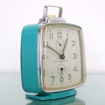 SEIKO CORONA REPEAT Alarm Vintage Clock SUPERB! Condition RETRO 1960's S... - $209.00