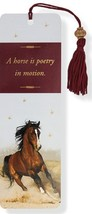 Horse Beaded Bookmark - $3.90