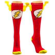 Flash Women's Winged Socks Red - $14.98