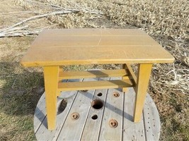 Mid Century Coffee Table, Danish Modern Occasional End Table, Vintage Ta... - $149.00