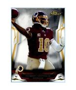NFL 2014 Finest #52 Robert Griffin III RG3 WASHINGTON REDSKINS  - £0.96 GBP