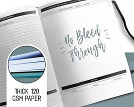 "Christian Planner 2020 Planner, Bible Journal, and Gratitude Journal | 7""x10"" La image 4"