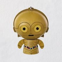 Star Wars™ C-3PO™ Wood Ornament 2018 Hallmark Ornament - $15.83