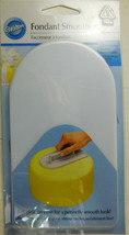 Wilton Easy-Glide Fondant Smoother For Perfectly Smooth Cakes NIB - $2.77